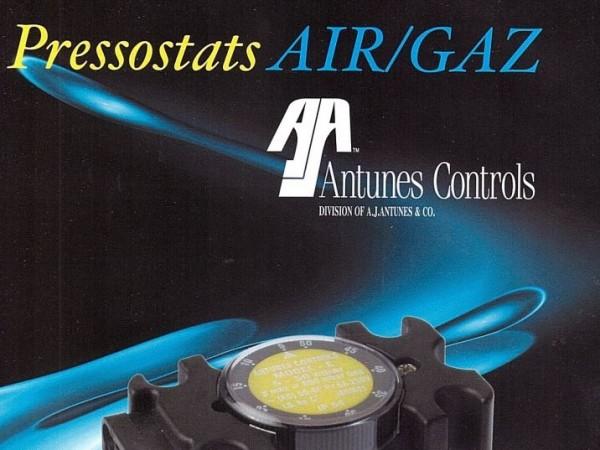 pressostats AIR GAZ