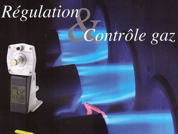 Régulation et contrôle gaz