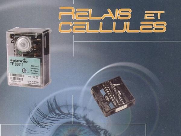 Relais et Cellules