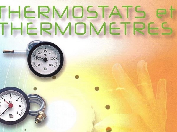 Therrmostats et Thermometres