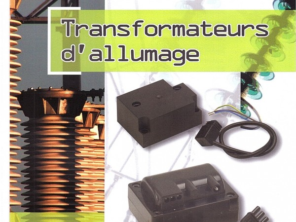 Transformateurs d'allumage